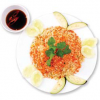 Crispy Fried Rice with Dried Fish C?m Chi�n C� M?n
